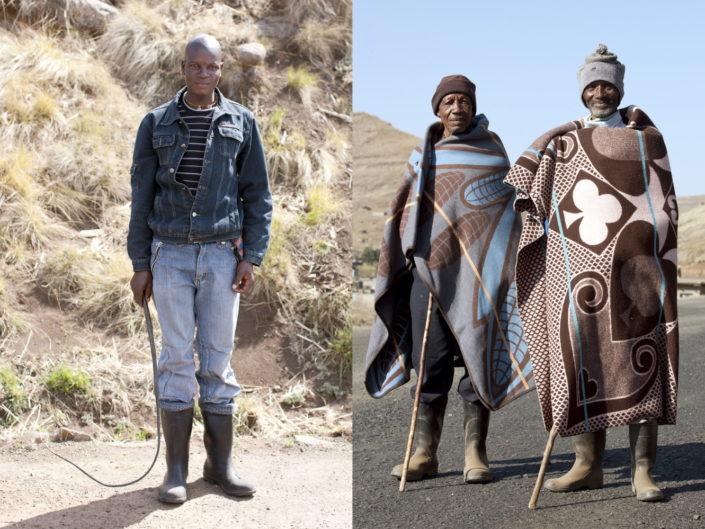 Portrait: Taxi Lesotho